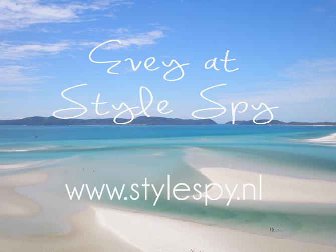 Evey @ Style Spy